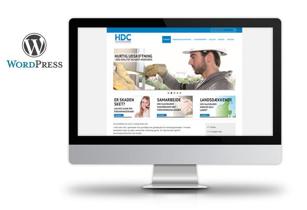 HDC Glasskader
